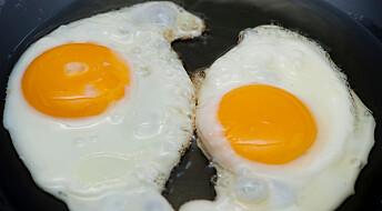 Ny studie: Mye egg koblet til hjertesykdom og død