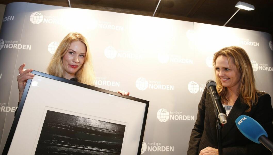 Nylig fikk NRK-serien Skam Nordens språkpris for å fremme forståelse av nabospråk. Kanskje vil det på sikt gjøre at dansker blir flinkere til å skjønne i norsk. Danskene er nemlig dårligst i klassen til å forstå sine nordiske naboer. (Foto: Terje Bendiksby/NTB scanpix)