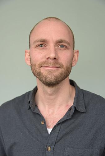 Sverre Litleskare. (Foto: Kim Andreassen, UiB)