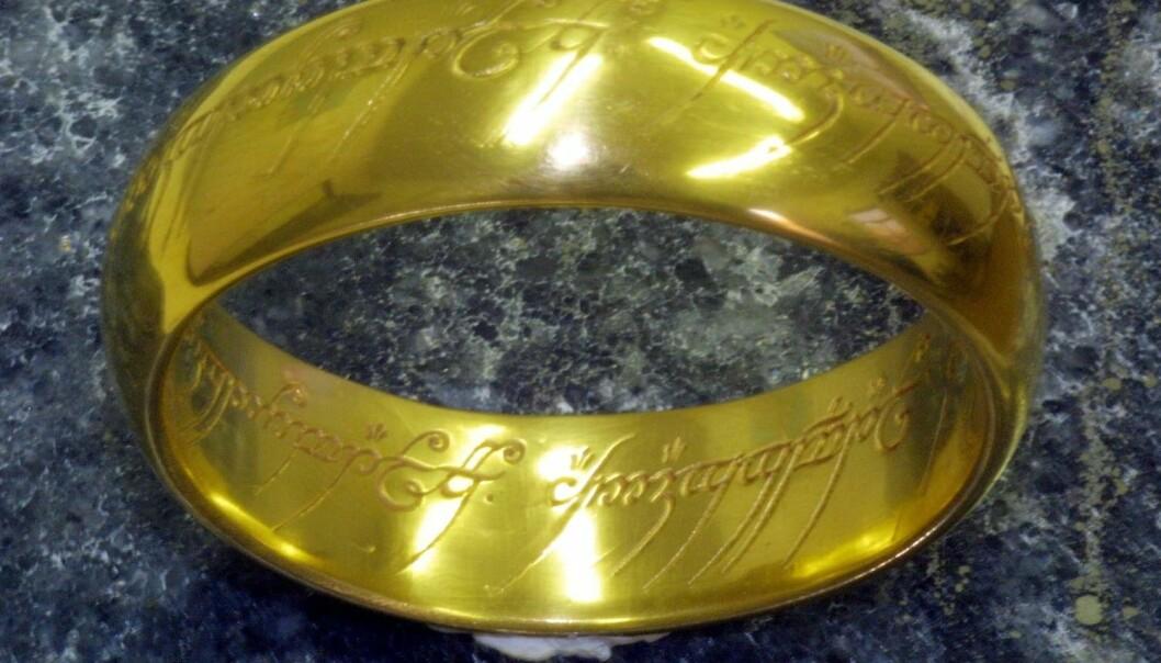 Mange jakter på ringen. Og navnene deres kommer fra gammelengelsk eller språkene Tolkien selv lagde.  (Foto: REUTERS/HO/NTB scanpix)