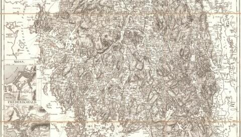 Ostfold Forst Ut Da Kart Skulle Bli Allemannseie