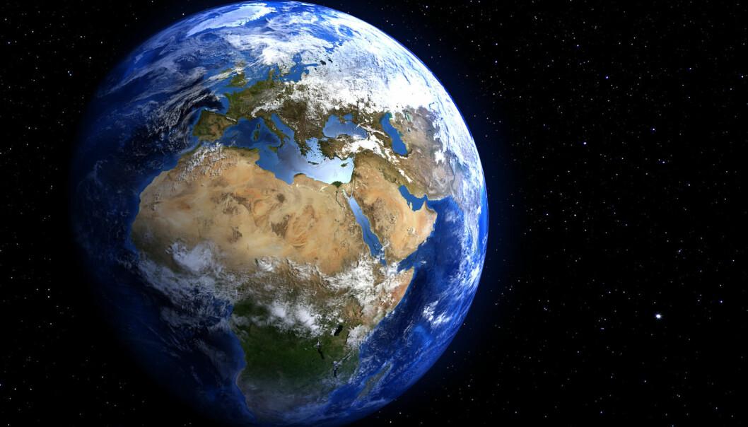Her får du jordas historie med en ny vri.  (Illustrasjonfoto: MarcelClemens / Shutterstock / NTB scanpix)