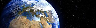 Blir jorden tyngre?