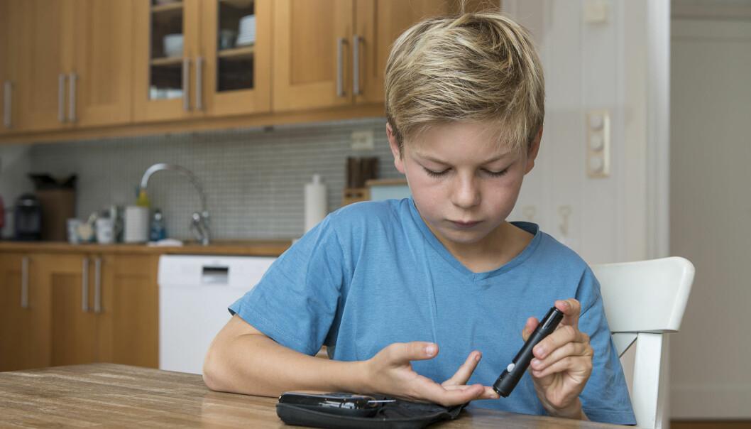 Diabetes 1 er en autoimmun sykdom. Den oppstår oftest hos barn og unge. (Foto: R Kristoffersen / Shutterstock / NTB scanpix)