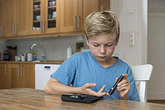 Mindre diabetes 1 etter vaksine mot omgangssyke