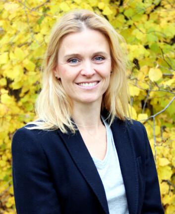 Marte Myhre Reigstad. (Foto: Marianne Tveit / OUS)