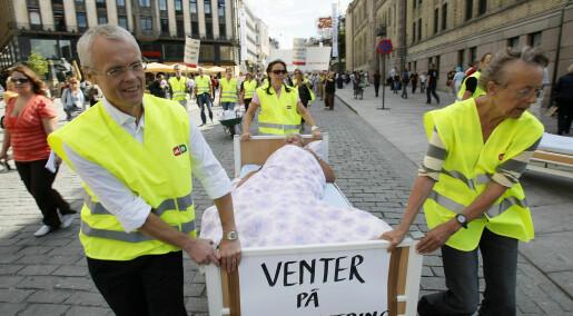 Hvorfor dør så mange nordmenn av kols?