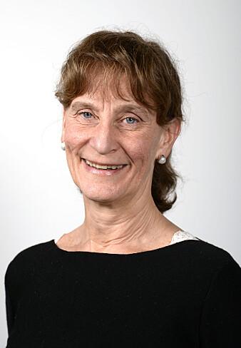 Forsker Anne Granstrøm Ekeland. (Foto: E-helseforskning)