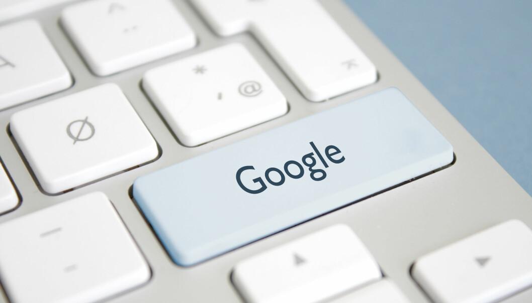 Husker du Alta Vista?I år 2000 ga dentilgang til 500 millioner sider på nettet. I dag klarerGoogle alene å lastened over 20 milliarder sider daglig. (Foto: Colourbox)