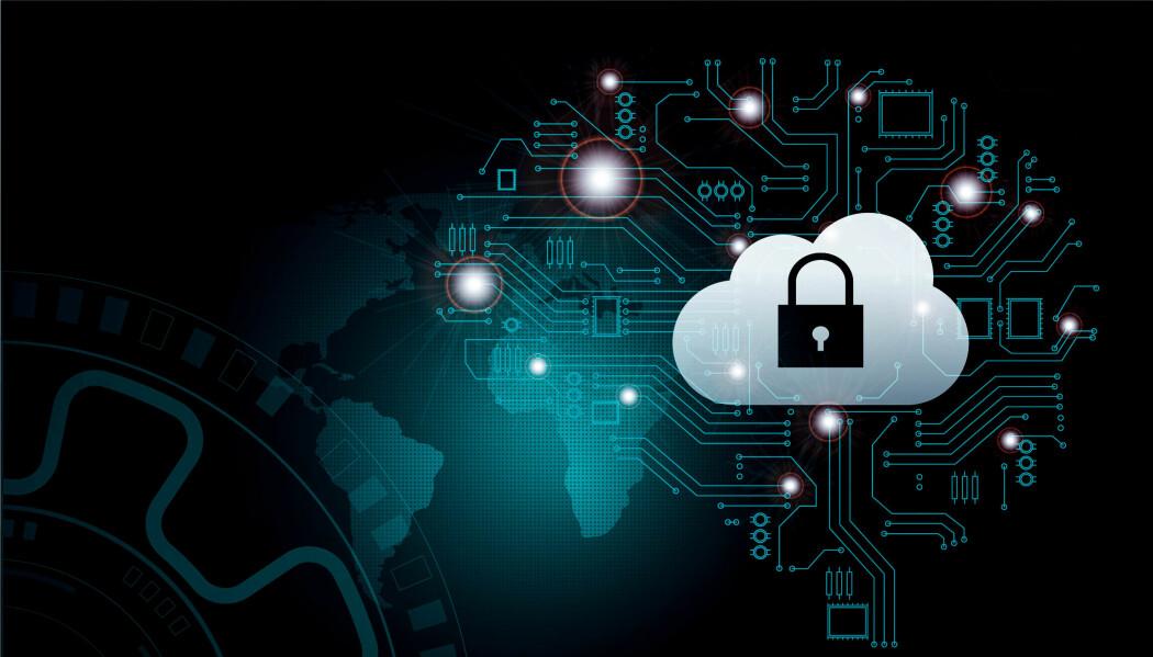 Fra høsten 2019 tilbyr UiA en master i cybersikkerhet. (Illustrasjon: Colourbox)