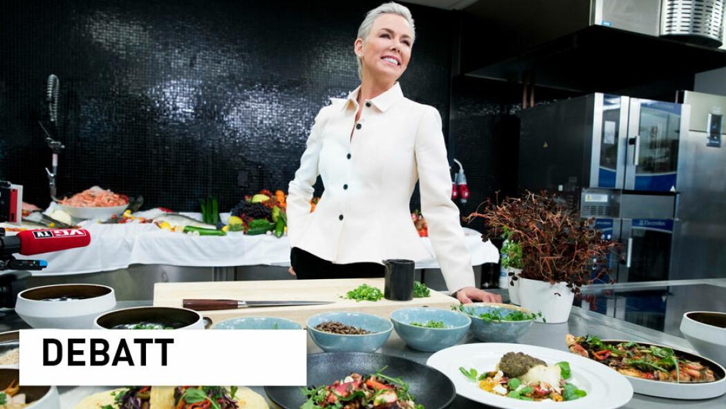 – Kjøtt bidrar med viktige næringsstoffer, som jern. EAT-Lancet mener utsatte grupper heller bør ta kosttilskudd. Når ble dette norsk ernæringspolitikk? spør innleggsforfatterne. (Foto: Terje Pedersen / NTB scanpix)