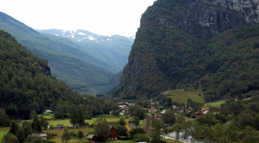 Har funne samanhengen mellom regn og rasfare i Flåmsdalen