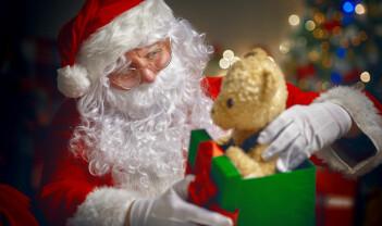 Hvem har bestemt at julenissen er et spørsmål om tro?