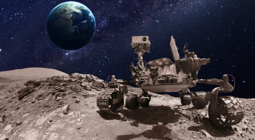 Veien til Mars er brolagt med tester