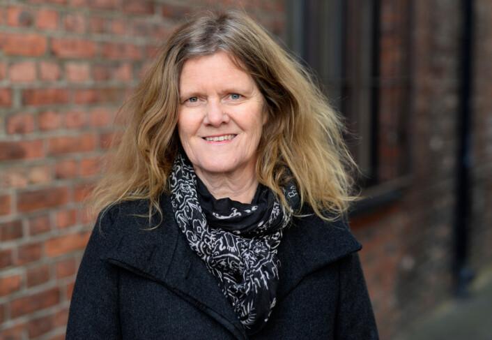 – Hvis du vokser opp i et hjem med mange konflikter, øker risikoen for at du får psykiske plager, sier førsteamanuensis Borghild Løyland ved Høgskolen i Oslo og Akershus. (Foto: Sonja Balci/ HiOA)