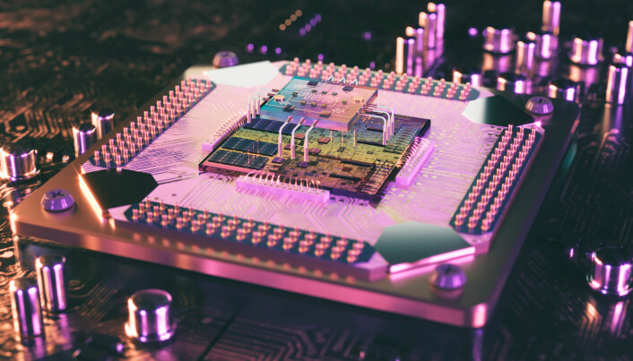 Kunnskap fra den nye studien kan brukes til å utvikle teknologien i kvantedatamaskiner, noe som kan være positivt for utviklingen av nye medisiner i framtiden, poengterer en dansk forsker som har lest pressemeldingen. (Foto: Amin Van / Shutterstock / NTB scanpix)