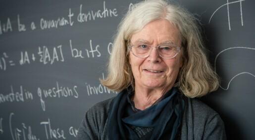 Abelprisen 2019 til Karen Uhlenbeck