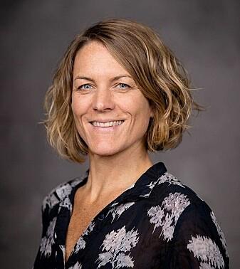 Karen Landmark forsvarte nylig si doktorgrad. (Foto: Universitetet i Agder)