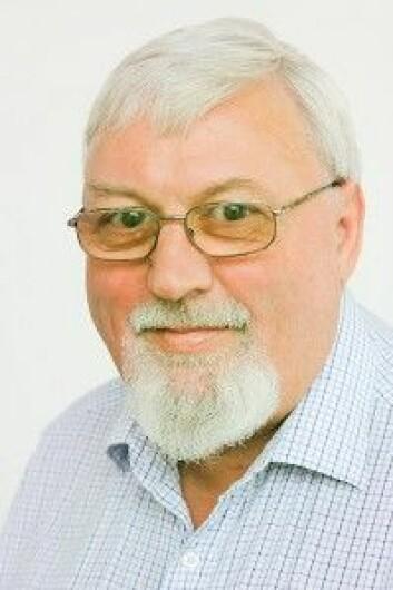 Gunnar Vold Hansen har forsket på fedre i fengsel. (Foto: HiOF)