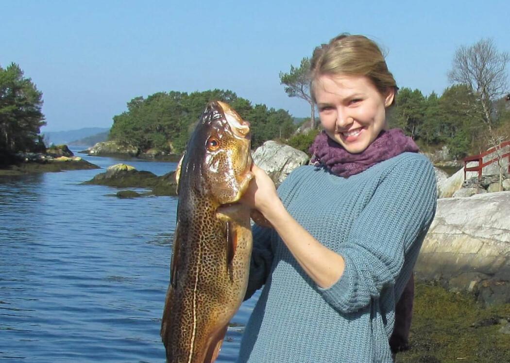 Vil du ta vare på fiskevelferden og kvaliteten, må du slå fisken i hel så snart du har fanga han. Foto: Privat