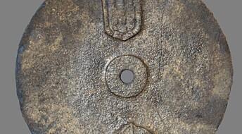 Rekordgammelt instrument funnet i skipsvrak