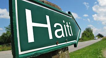 Flere barn i arbeid på Haiti etter naturkatastrofene