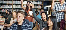Internasjonale studentar har for lite kontakt med nordmenn