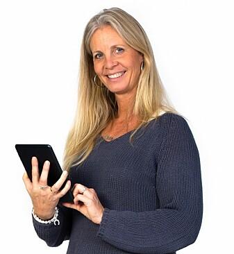 – Det burde bli innført et digitalt studieteknikk-kurs for alle studenter i Norge, sier Marianne Hagelia, lektor i pedagogisk bruk av IKT ved Universitetet i Sørøst-Norge. (Foto: USN)