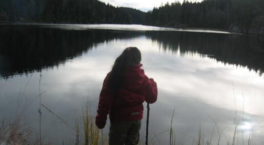 Norske innsjøer i endring – mot mørkere tider?