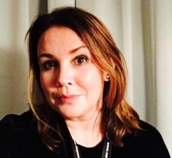 Katrine Christiansen, fungerende Nav-leder i Drammen, forteller at flere ungdommer ikke godtok å jobbe for trygd da Drammen kommune stilte krav om det. (Foto: Privat)