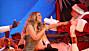 Mariah Careys låt «All I want for christmas» er en typisk julehit som tilsynelatende spilles døgnet rundt i alle butikker fra november og fram til nyttår. Men hva er det som gjør låta til en hit? (Foto: Sonia Moskowitz/Zuma Press/NTB Scanpix)