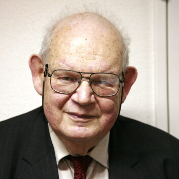 Benoît Mandelbrot (1924–2010). (Foto: Rama, Wikimedia Commons, CC BY-SA 2.0 FR)