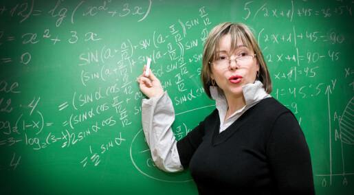 Flere kvinnelige professorer med innvandrerbakgrunn enn norske