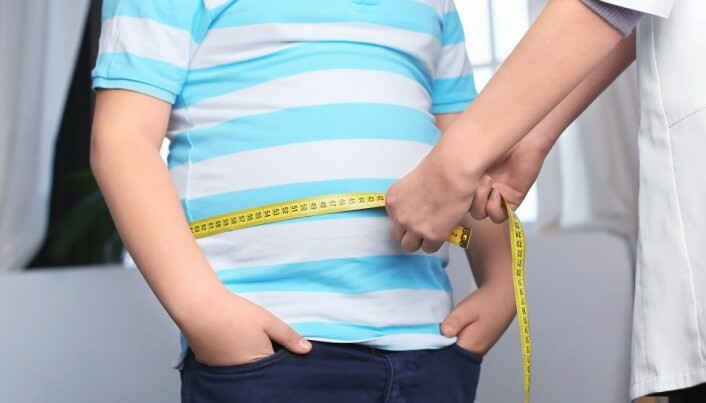 Svangerskapsmedisin kan føre til barnefedme
