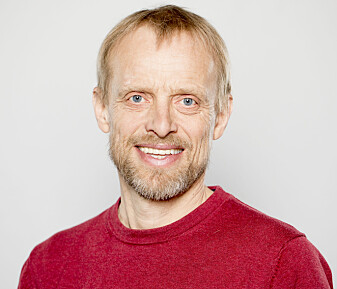 Geir Mathiesen er seniorforsker ved NMBU. (Foto: Håkon Sparre / NMBU)