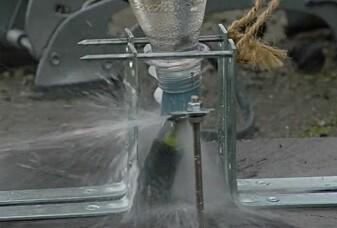 Slik kan du lage en vannrakett!