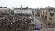 40.000 elever streiket for klimaet: – Vi vil ha en framtid