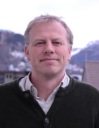 Det er stor usikkerhet knyttet til beregningene av mengden plast i havet, ifølge forsker Bjørn Einar Grøsvik ved Havforskningsinstituttet. (Foto: privat)