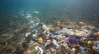 Vil rydde opp i mytene om plast i havet