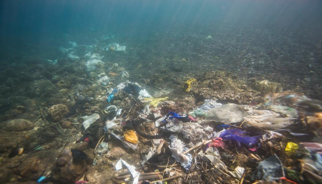 Havet er fullt av plastsøppel. Men ingen vet helt hvor mye som finnes der ute. (Foto: Shutterstock/NTB scanpix)