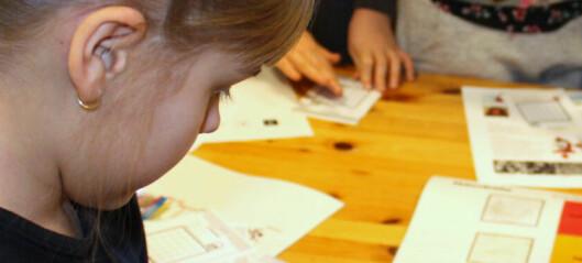Skolelever samler inn svevestøv til forskere