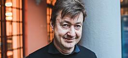 Audun Farbrot går til Høyskolen Kristiania