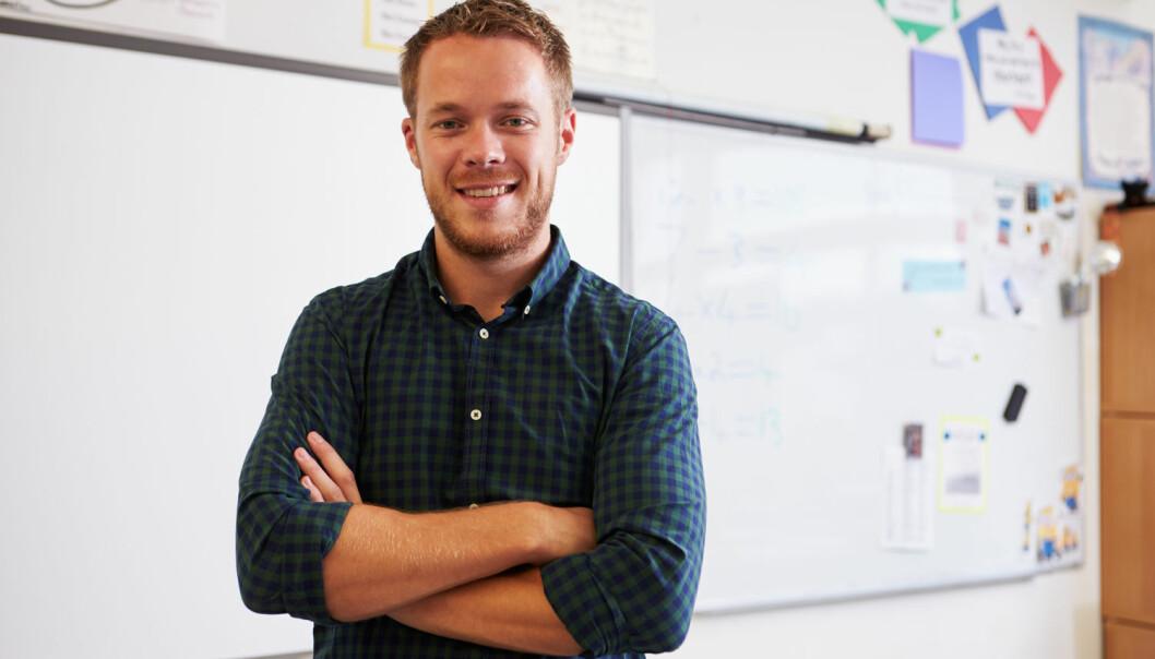 I noen yrker kan du bli lønnet etter innsats, men det er vanskelig for ambisiøse lærere å oppnå et høyere lønnsnivå. (Foto: Shutterstock/NTB scanpix)