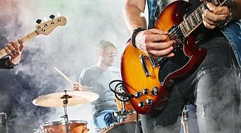 Musikkutdanning: Nesten ingen kvinner utdanner seg på bass, gitar og trommer
