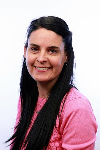 Maria Therese Jensen har doktorgrad i psykologi og er postdoktor ved Lesesenteret. (Foto: UiS)