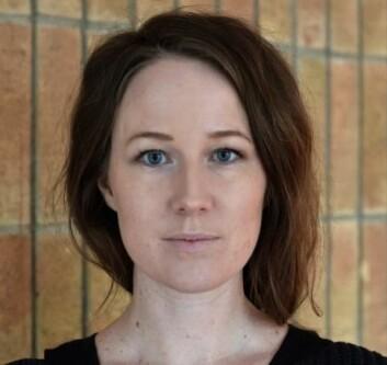 Den svenske sosiologen Frida Skog har brukt registerdata for å finne ut hvilke familier det kan lønne seg økonomisk å vokse opp i. (Foto: Umeå universitet)