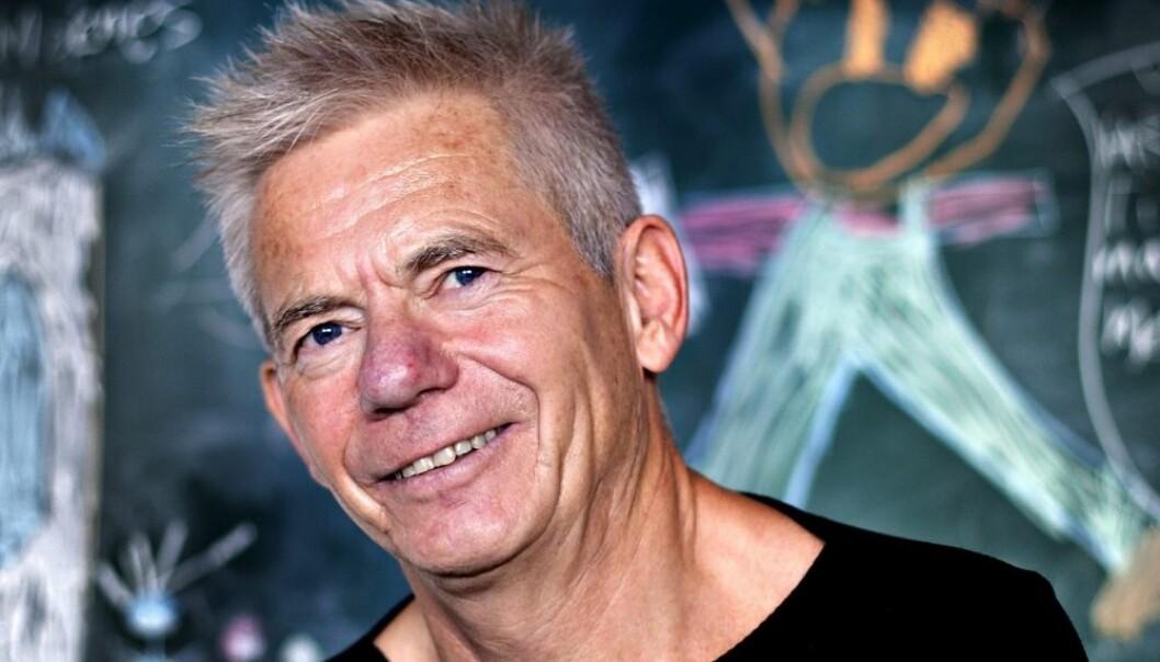 Økonomiprofessor Kalle Moene ved Universitetet i Oslo mener at borgerlønn haster mer i fattige land enn i Norge. – Men det er likevel viktig at også vi begynner å tenke i de baner, mens vi fortsatt har det så bra. Det er nå vi kan innføre tiltak som kan redusere skaden når fagforeninger våre blir svekket, sier han.   (Foto: Jan T. Espedal/NTB scanpix)