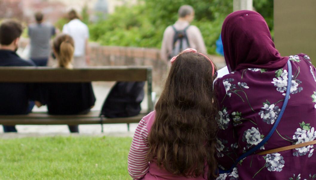 Minoritetsforeldre sier nei til autoritær barneoppdragelse