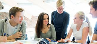 Elever blir mer engasjerte av lærere som bryr seg