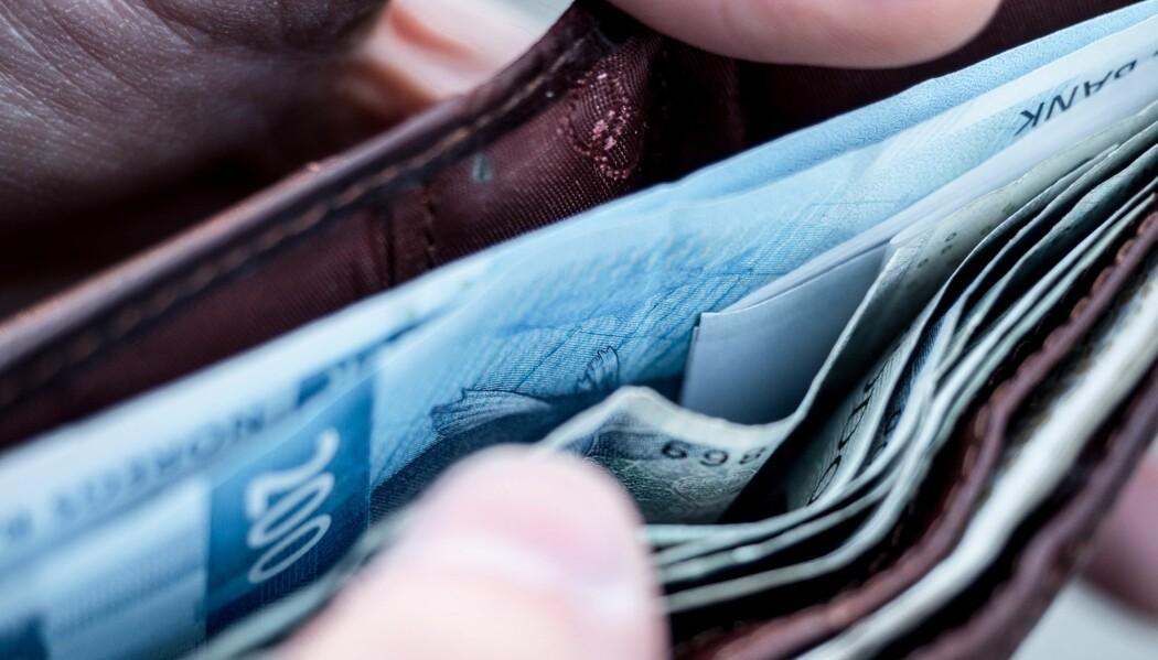Christos Tziotas' mål var å samle inn 50 000 kroner gjennom folkefinansieringstjenesten spleis.no. Han endte opp med 9 000 kroner, donert av venner og familie. (Illustrasjonsfoto: DigitalMammoth, Shutterstock, NTB scanpix)